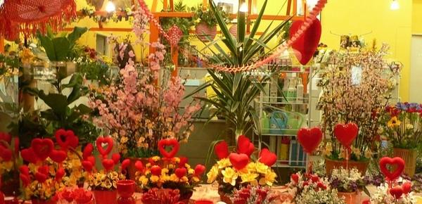 С чего начать цветочный бизнес?