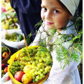 19 августа - Яблочный Спас:храмовый праздник для Преображенских храмов