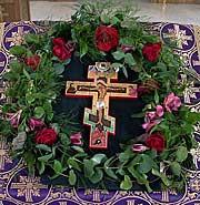 Праздник Происхождения Честных Древ Животворящего Креста Господня :возникновение и установление праздника