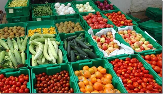 Производсиво органических продуктов питания