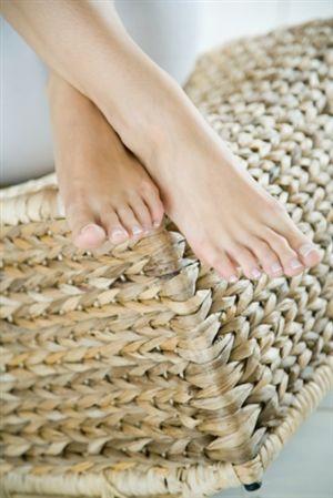 метод лечения грибка стопы
