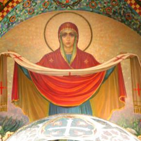 С праздником Покровы Пречистой Богородицы!
