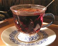Какие существуют типы чаев ?