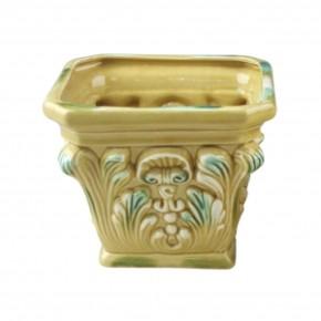 Керамический горшок для цветов - это идеальное решение для цветов и замечательный элемент декора
