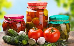 Микробиологические способы консервирования овощей