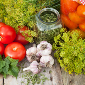 Тепловая обработка сырья овощей и плодов