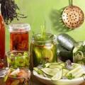 Подготовка, сырья овощей, и плодов, к консервированию