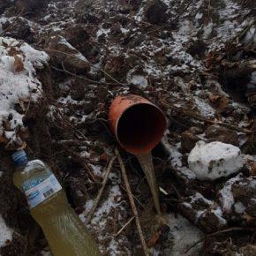Активисты обвинили птицефабрику в чуть сточных вод